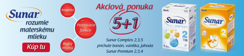 Sunar 5+1